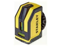 Рівень лазерний Stanley дальність - 4.5 м, похибка - 3 мм на 3 м