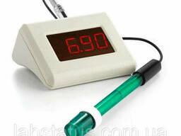 РН-метр монитор PH-025M (с выносным съёмным электродом BNC)