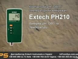 РН-метр / ОВП-метр / измеритель температуры Extech PH210