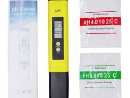 РН метр PH-02 электронный измеритель кислотности жидкости 0.00-14.00 ph с точностью 0,01