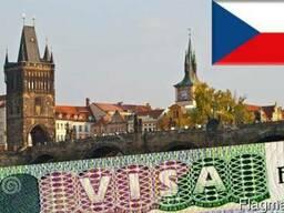 Робоча віза Чехія