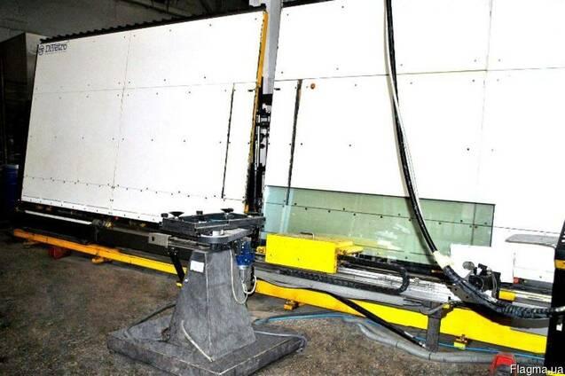 Робот герметизации стеклопакетов Lenhardt (полиуретан)