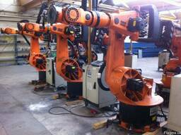 Робот промисловий KUKA KR 150/2 - KRC1