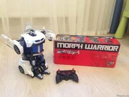 Робот трансформер на радиоуправлении Morph Warrior
