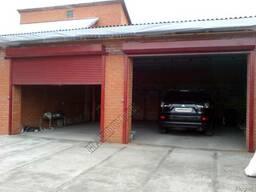 Ролетные гаражные ворота Alutech,Doorhan,Gant,Came,Faac,Nice