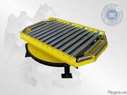Рольганги для паллет, роликовый конвейер для поддонов