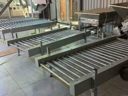Роликовый Транспортер Roller conveyor