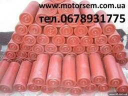 Ролики транспортерные металлические 195мм ф100мм Цена Фото