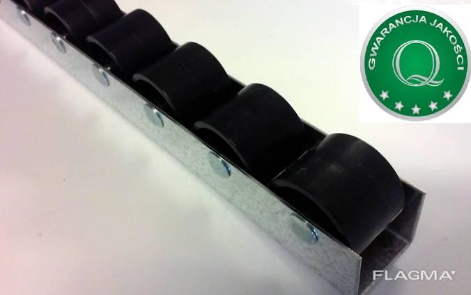 Роликовая дорожка / шина тип 100/33/1мм гравитационные полочные стеллажи