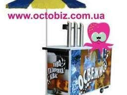 Ролл-бар (передвижные установки для разлива пива)