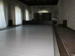 Роллеты для бассейнов 4х8. Автоматическое покрытия