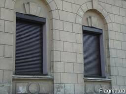 Роллеты рольставни на окнаи двери изготовление