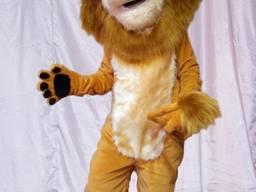 Ростовая кукла Лев из Мадагаскара