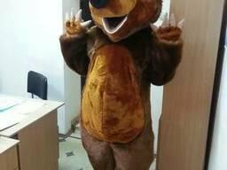 Ростовая кукла, медведь под заказ