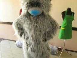 Ростовая кукла мишка Тедди под заказ для аниматора