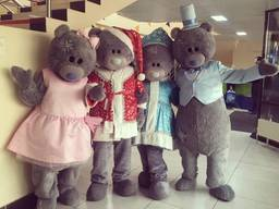 Ростовая кукла Мишки Тедди пошив под заказ