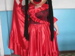 Ростовая кукла танцовщица