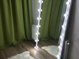 Ростовое зеркало с подсветкой ( 170х80 см )