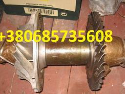 Лопатка 1311. 06. 102-1 турбокомпрессора ТК30