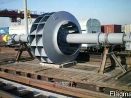 Ротор дымососа ДН-26х2-0.62