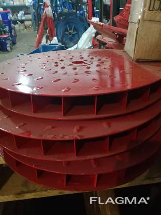 Ротор(турбина) вентилятора сеялок УПС Веста Супн
