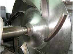 Ротора к нагнетателям Н-360, Н-400, Н-700, Н-1050, Э-1700