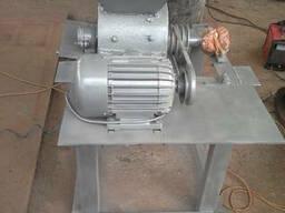 Роторная дробилка измельчитель ДМ 250х350