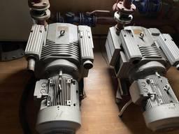Роторно-пластинчатый безмасляный компрессор Becker DTLF 250 2 шт