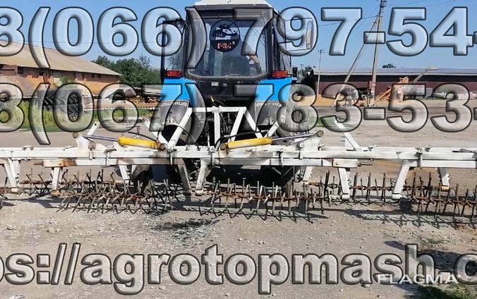 Роторно-зубовая борона РЗБ-7,5 м