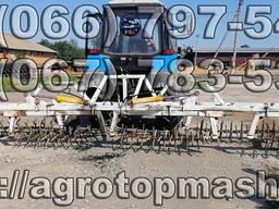 Роторно-зубовая борона РЗБ-7, 5 м