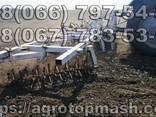 Роторно-зубовая борона РЗБ-7,5 м - фото 2
