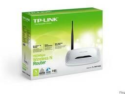 Роутер Маршрутизатор TP-LINK TL-WR740N