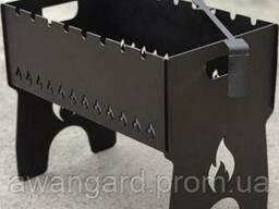 Розбірний мангал мангал для дому переносний мангал