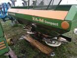 Розкидач миндобрыв Amazone ZA-M-Compact 1000-1500 кг. - фото 1