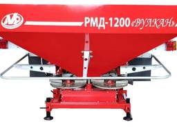 Розкидач мінеральних добрив РМД-1200 «ВУЛКАН»