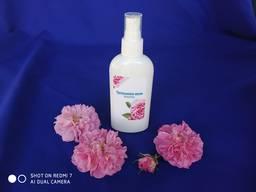 Розовая вода . Гидролат ( Эфиромасленичная Дамасская роза )