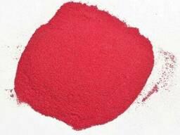 Розовый светящийся порошок - люминофор ТАТ 33