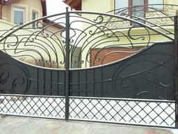 Розпашные ворота