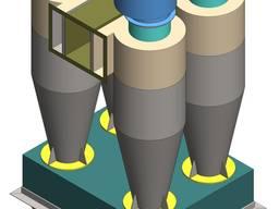 Розробка паспортів газоочисного обладнання гоу