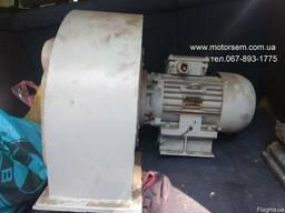 РСС 25/10 Вентилятор судовой РСС 10/63 с двигателем 2ДМШ иДр