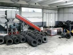 РТИ на утилизацию (шины легковые, а так же весом до 300кг. )