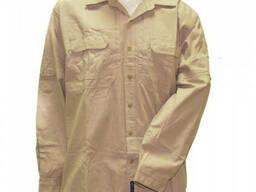 Рубашка 5. 11 реплика длинный рукав хаки