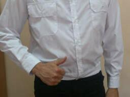 Рубашка форменная, для охранных структур, мужская, женская