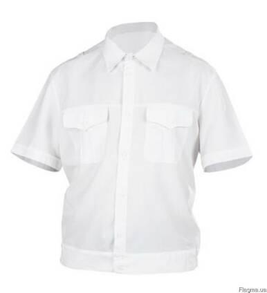 Рубашка форменная под резинку