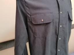 Рубашка Охрана с длинным рукавом мужская
