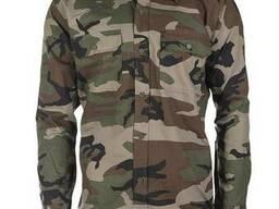 Рубашка с длинными рукавами Rip-Stop Mil-Tec (Woodland)