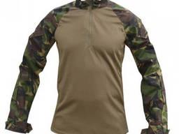 Рубашка тактическая убакс Ubacs DPM британка лес хб