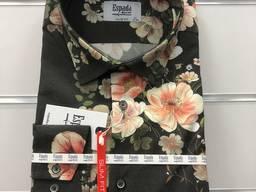 Рубашки мужские TM Espada Турция с оптового склада в Польше