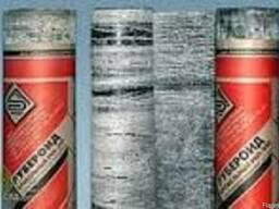 Рубероид РКП 350 (15 кв.м) ГОСТ (вес рулона 24 кг)