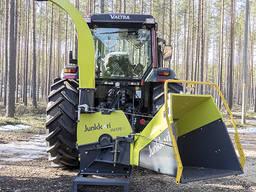 Рубильная машина (щеподробилка) Junkkari (Финляндия)